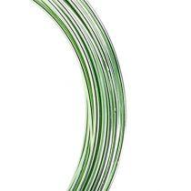 Aluminiumdraht 2mm 100g Mintgrün