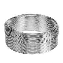 Aludraht 2mm 500g Silber