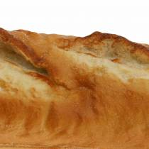 Baguette künstlich Lebensmittel-Attrappe 38cm