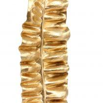 Goldenes Farnblatt 87cm