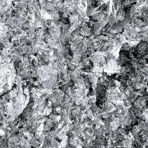 Blattmetall Flocken Silber 15g