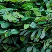 Buchsgirlande Grün 15m