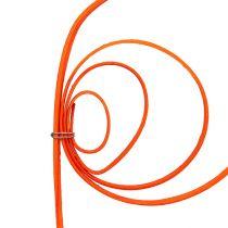 Cane Coil orange 25St.