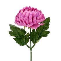 Chrysantheme Pink künslich Ø7cm L18cm