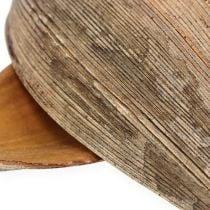 Kokosschale Kokosblatt Natur 25St