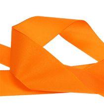 Geschenk- und Dekorationsband 40mm x 50m orange