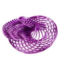 Drahträder Lavendel Ø4,5cm 6St