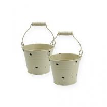 tasse mit teller pastell 9cm h8cm 6st kaufen in schweiz. Black Bedroom Furniture Sets. Home Design Ideas