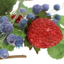 Bastelset Beeren, Dekoäste und Blätter