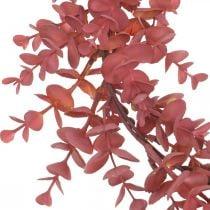 Deko Kranz Eukalyptus Rot Künstlicher Eukalyptuskranz Ø32cm