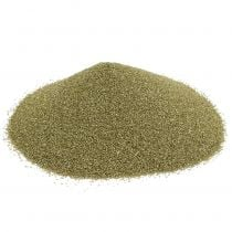 Farbsand 0,5mm Gelbgold 2kg