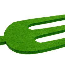 Filz Gartenwerkzeug Grün 4St