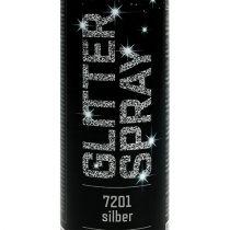Flitter-Spray Silber 400ml