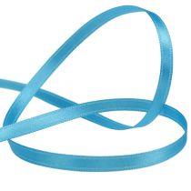 Geschenkband Hellblau 6mm 50m