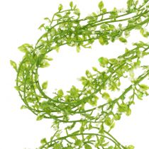 Pflanzengirlande mit Beeren Grün L122cm