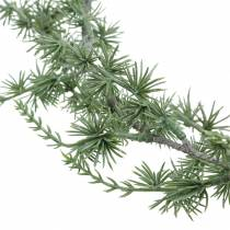 Girlande Konifere Grau-Grün 167cm