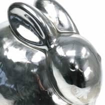 Hase Silber Antik H14,5cm