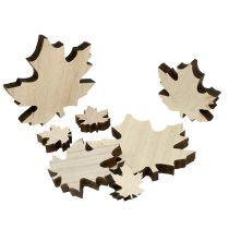 Holzblätter, Ahornblätter Mix 2,5cm - 7cm 36St