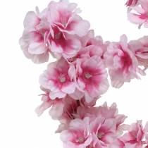 Kirschblütenzweig künstlich Rosa 104cm
