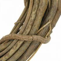 Deko Kranz aus Zweigen Natur Ø35cm