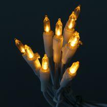 LED Minikette 10L weiß warmweiß 1,5m