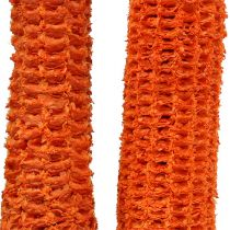 Maiskolben am Stiel Orange 20St