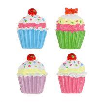 Mini Cupcakes farbig 2,5cm 60St