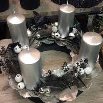 Steckschaum Ring OASIS® Black Naylor Base® 35cm 2St