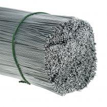 Steckdraht, Silberdraht verzinkt Ø0,4mm L180mm 1kg