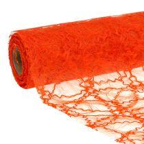 Tischband Sizotwist Orange 30cm 5m