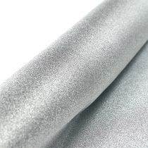 Tischläufer Silber 50cm 3m