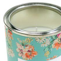 Duftkerze Vanille in Blumendose Ø6,5cm