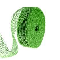 Juteband Grün 5cm 40m