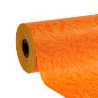 Manschettenpapier Orange 25cm 100m