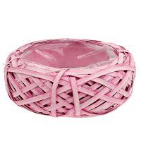 Pflanzschale Pink Ø25cm H9cm