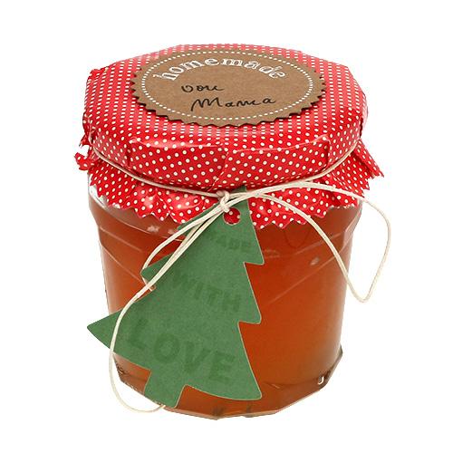 Diy deko set f r marmeladenglas mit kordel 48tlg kaufen in - Marmeladenglas deko ...