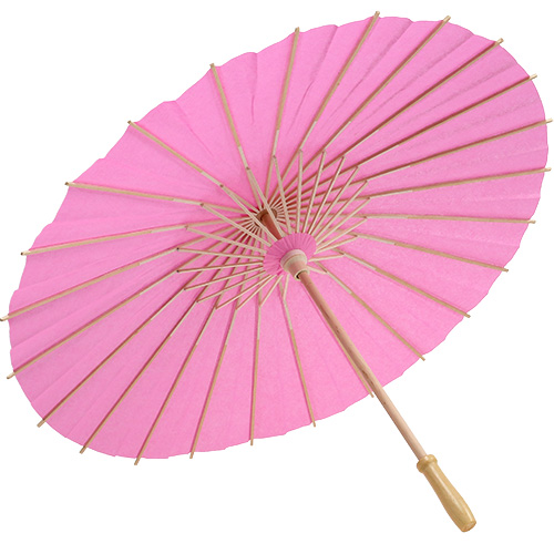 deko schirm rosa 60cm h42cm kaufen in schweiz. Black Bedroom Furniture Sets. Home Design Ideas