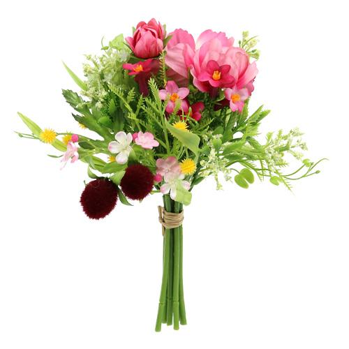 deko blumenstrau rosa 20cm kaufen in schweiz. Black Bedroom Furniture Sets. Home Design Ideas
