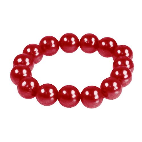 deko perlen rot 8mm 250st kaufen in schweiz. Black Bedroom Furniture Sets. Home Design Ideas