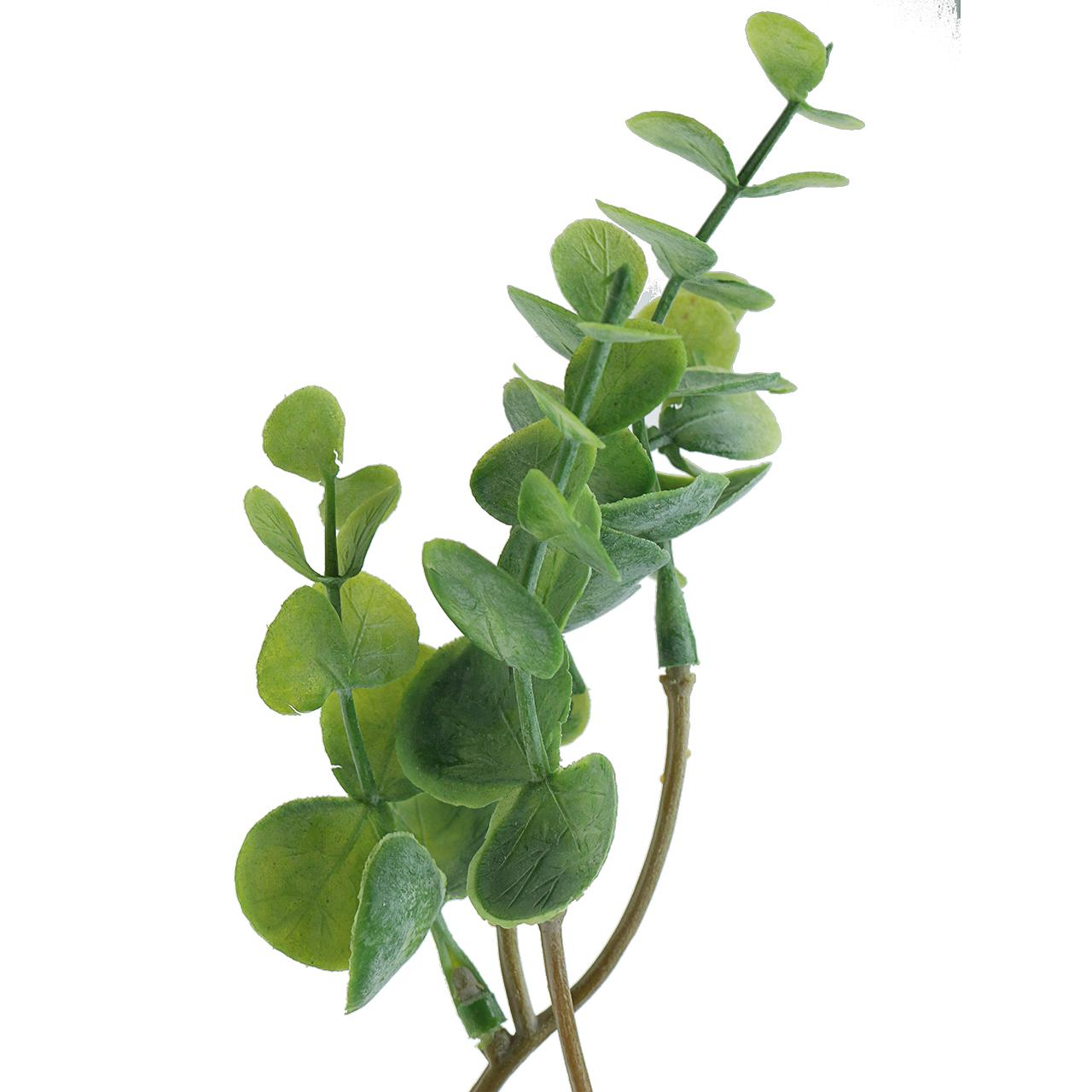 eukalyptus zweig k nstlich gr n 37cm 6st kaufen in schweiz. Black Bedroom Furniture Sets. Home Design Ideas