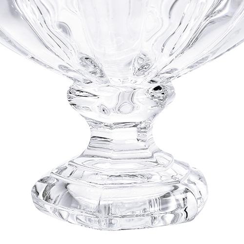 Glaspokal 19 5cm h15 5cm klar kaufen in schweiz for Glaspokal deko