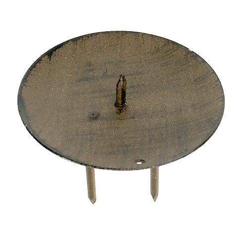 kerzenhalter zum stecken 6x6 5cm braun 4st kaufen in schweiz. Black Bedroom Furniture Sets. Home Design Ideas