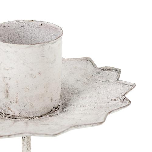 spitzkerzenhalter zum stecken 7cm creme kaufen in schweiz. Black Bedroom Furniture Sets. Home Design Ideas