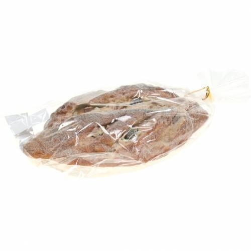 Brot künstlich 23x11cm