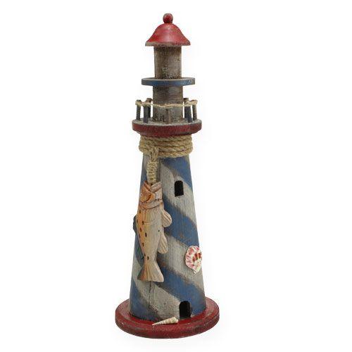 Deko leuchtturm 41 5cm kaufen in schweiz for Leuchtturm deko garten