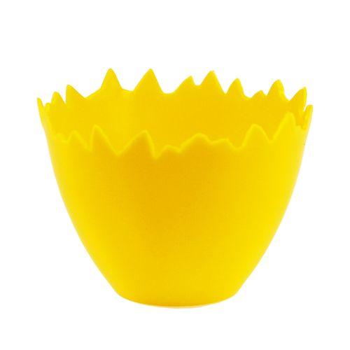 Eierbecher Ø13cm 20St Gelb