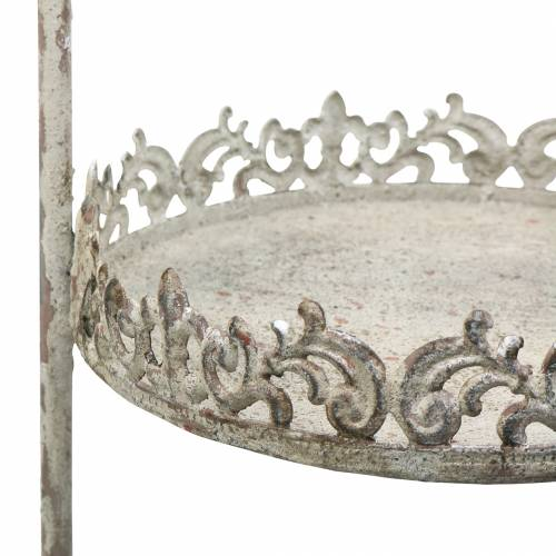 Etagere Grau Antik H66,5cm