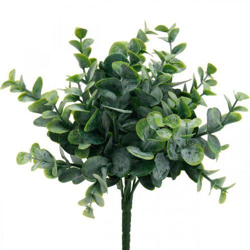 Künstlicher Eukalyptus Hochzeitsdeko Eukalyptuszweige Grün H26cm