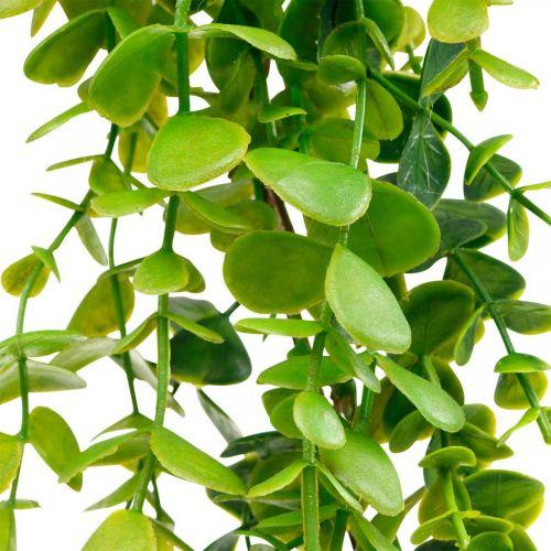 Hochzeitsdeko Eukalyptus-Girlande künstlich Grün 122cm