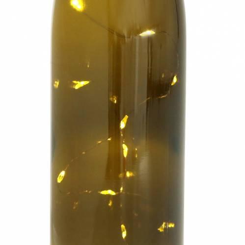 LED Flaschenlicht Warmweiß 73cm 15L
